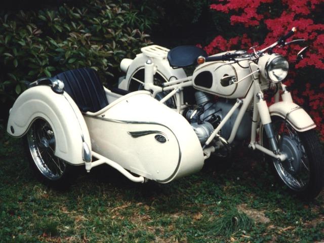 1964 Bmw R50 2 Amp 1954 Steib Ls200 Side Car