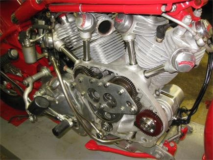 Vincent Rapide and Vincent Black Shadow Motorcycle Restorations